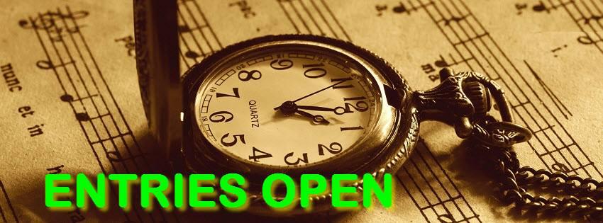 Entries Open