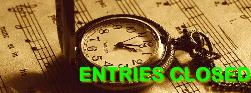 Entries Closed